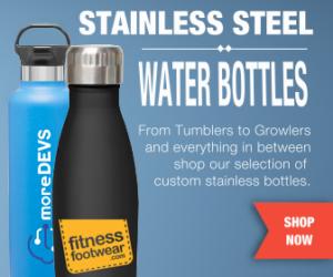 Stainless Steel Custom Waterbottles