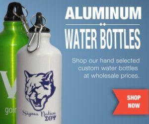 Custom Aluminum Water Bottles - Shop Now