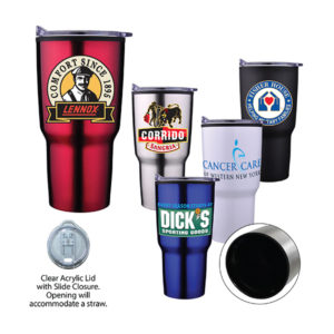 Large Stainless Steel Tumbler