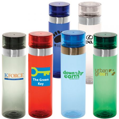 Slim Tritan Water Bottle